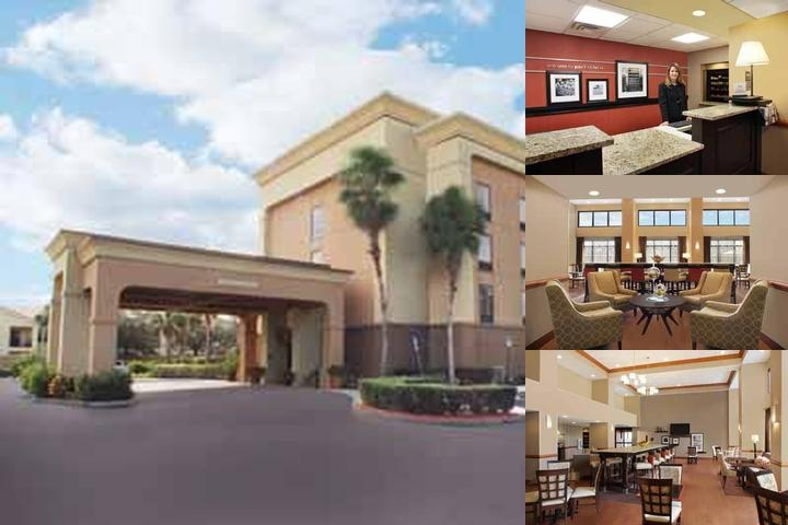 Hampton Inn & Suites Port St. Lucie photo collage