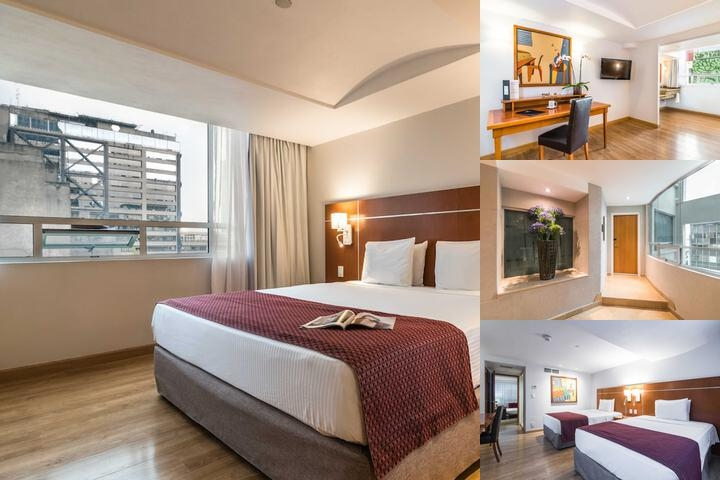 Eurostars Zona Rosa Suites photo collage