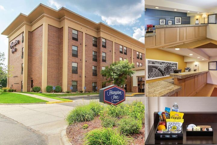 Hampton Inn Minneapolis / Burnsville photo collage