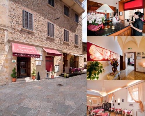 Albergo Nazionale photo collage