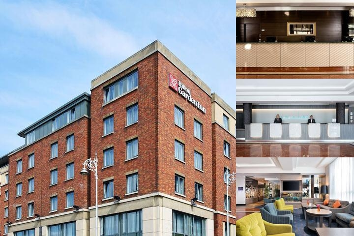 Hilton Garden Inn Dublin Custom House photo collage