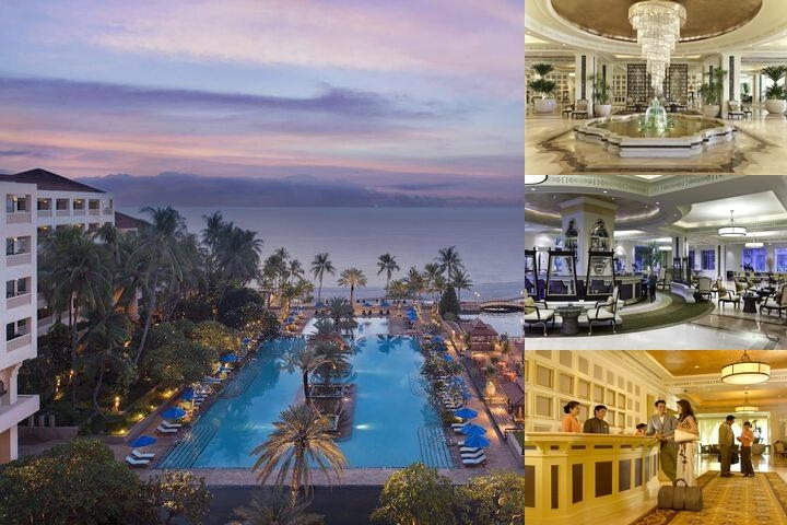 Dusit Thani Hua Hin photo collage