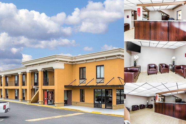 Econo Lodge Midtown photo collage