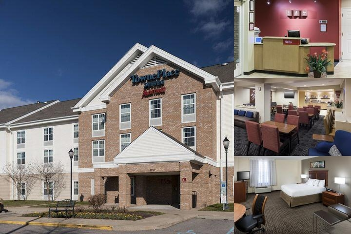 TownePlace Suites by Marriott Suffolk Chesapeake photo collage