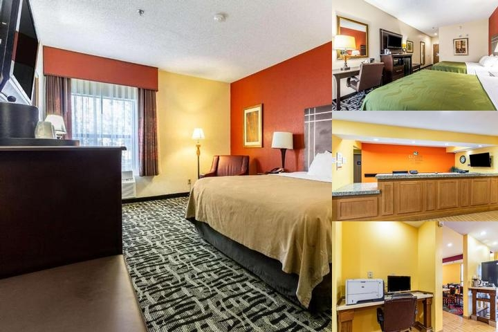 Hampton Inn Texas City photo collage