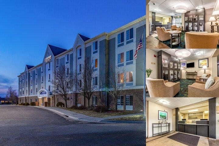 Candlewood Suites Lincoln photo collage