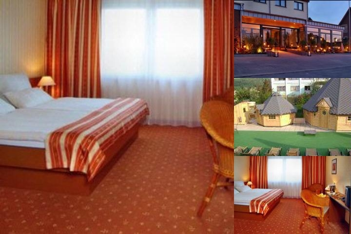 Hotel Ambiente photo collage