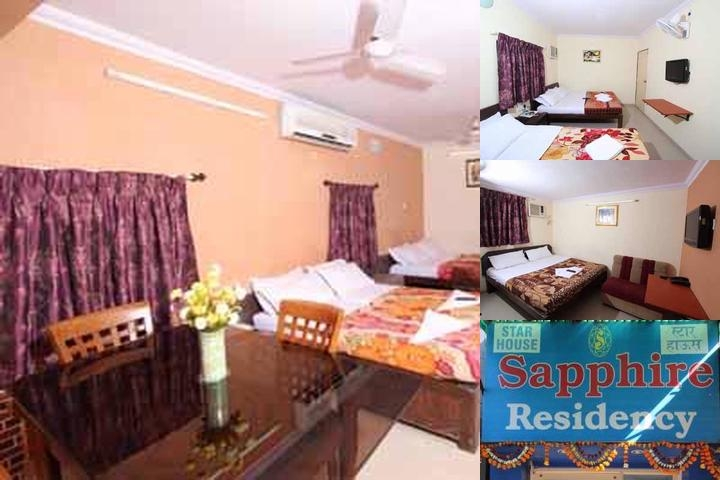 Hotel Sapphire Residency photo collage