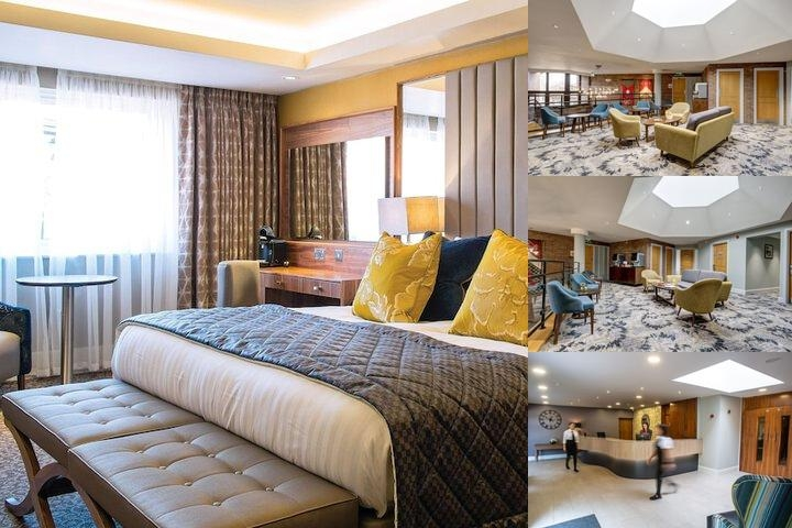 Lea Marston Hotel photo collage