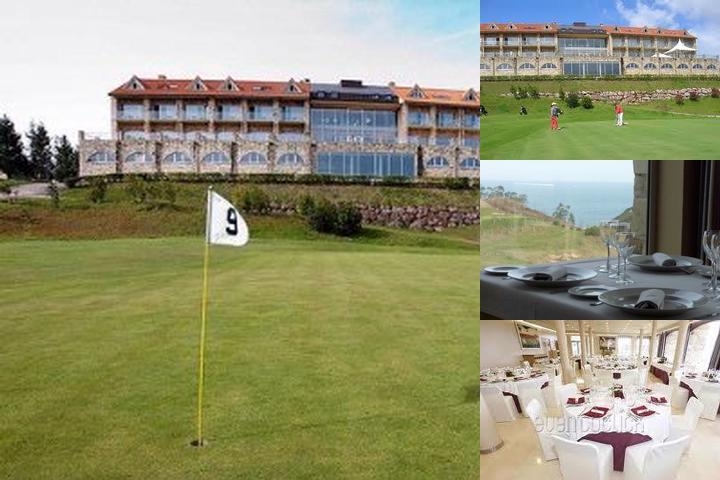 Abba Comillas Golf Hotel photo collage