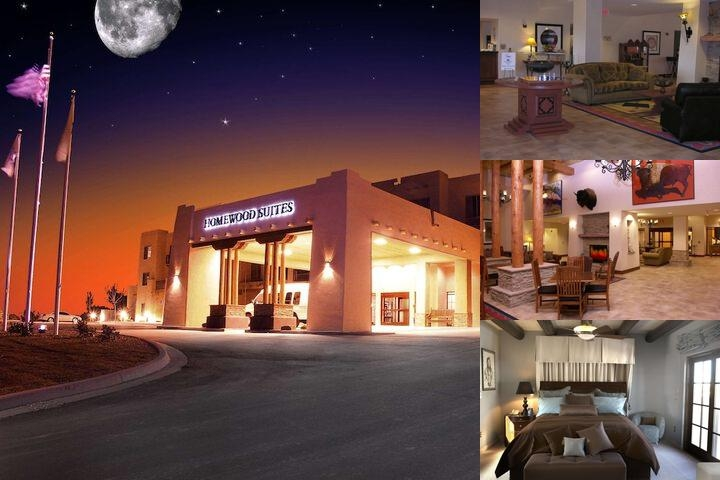 Homewood Suites by Hilton Santa Fe North photo collage