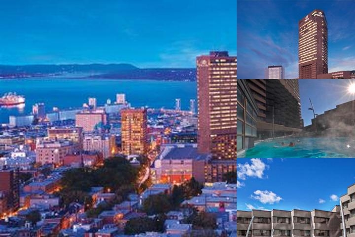 Delta Hotels by Marriott Quebec photo collage