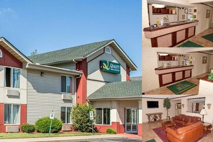 Quality Inn & Suites Middletown / Franklin photo collage