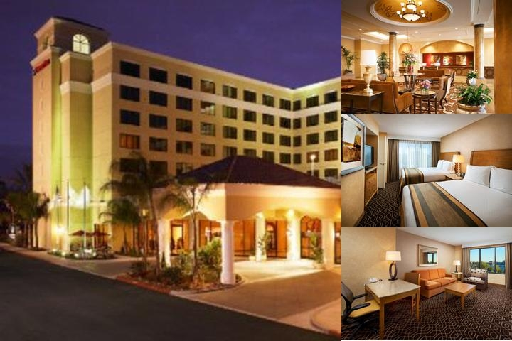Doubletree Suites by Hilton Anaheim Resort photo collage