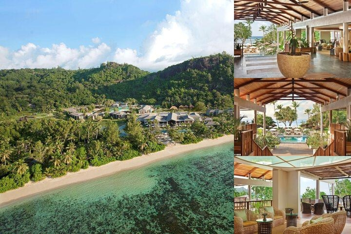Kempinski Seychelles Resort photo collage