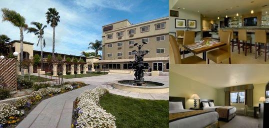 Ramada West Sacramento Hotel & Suites photo collage