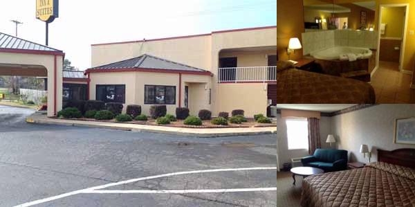 Colonial Inn & Suites photo collage