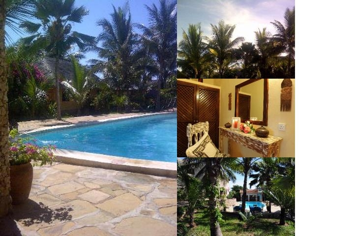 Tembo Village Resort photo collage