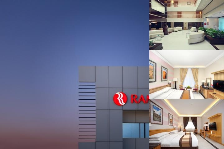 Ramada Muscat photo collage