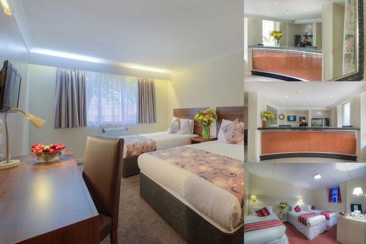 Quality Hotel Birmingham photo collage