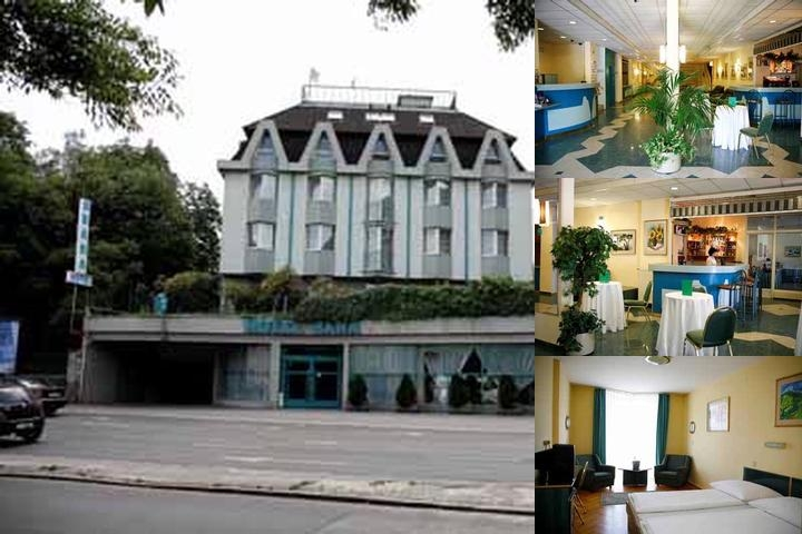 Bara Hotel photo collage