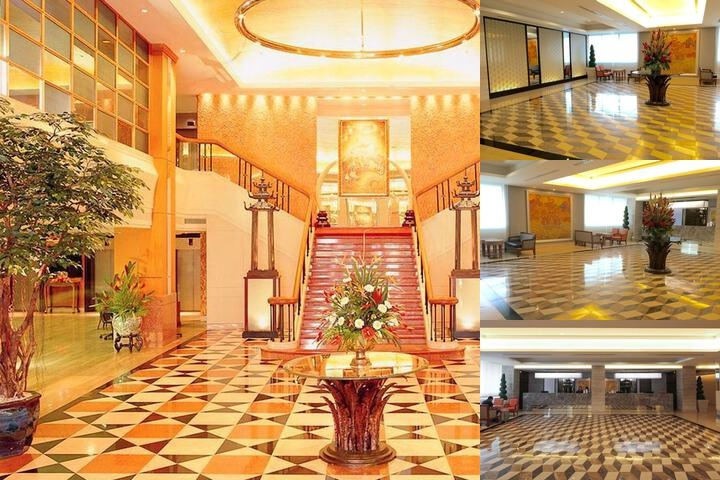 Indra Regent Hotel photo collage