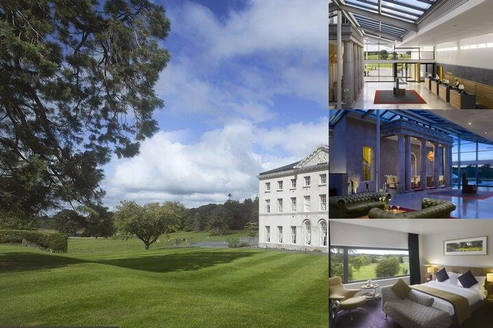Radisson Blu Farnham Estate Hotel Cavan photo collage