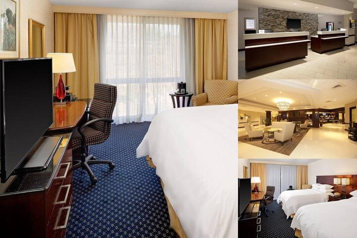 Hartford Farmington Marriott photo collage