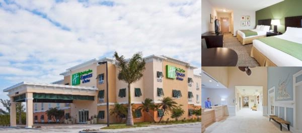 Holiday Inn Express & Suites Marathon photo collage