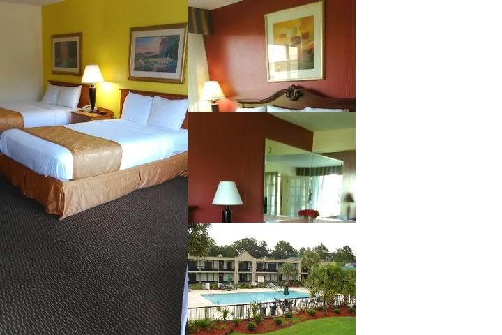 Rodeway Inn & Suites / Clarion photo collage