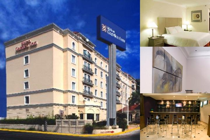 Hilton Garden Inn Monterrey photo collage