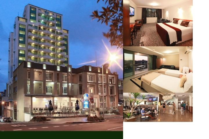 Astor Metropole Best Western photo collage