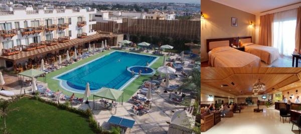 Falcon Naama Star Hotel photo collage