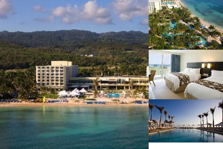 Hilton Rose Hall Resort & Spa All Inclusive photo collage
