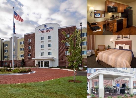 Candlewood Suites Flowood Ms. photo collage