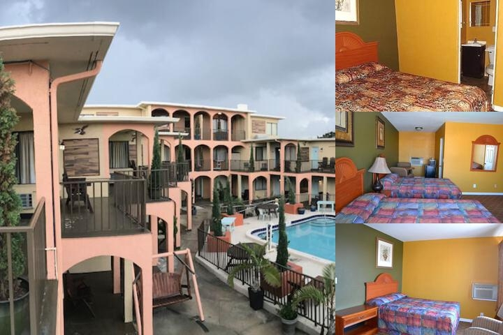 San Marina Motel photo collage