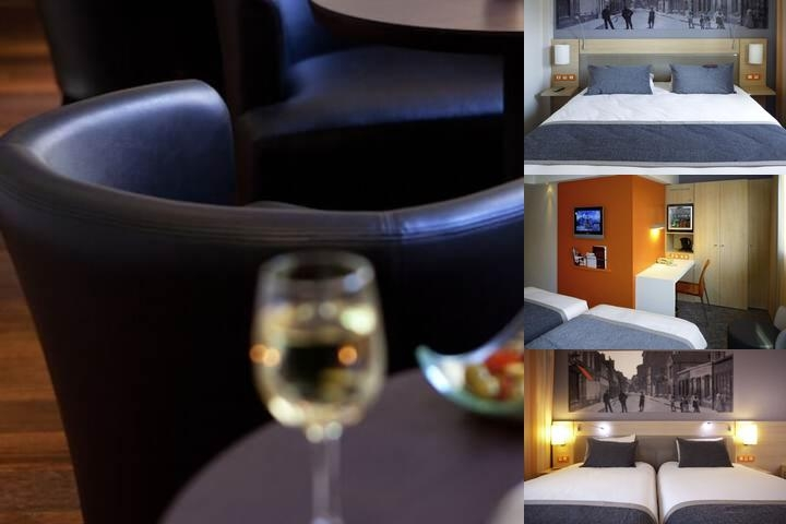 Mercure Paris Xv photo collage