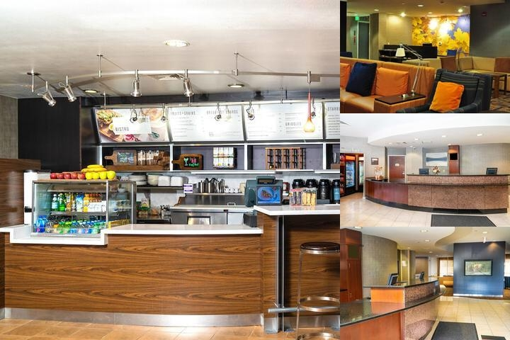 Kingston Courtyard by Marriott photo collage