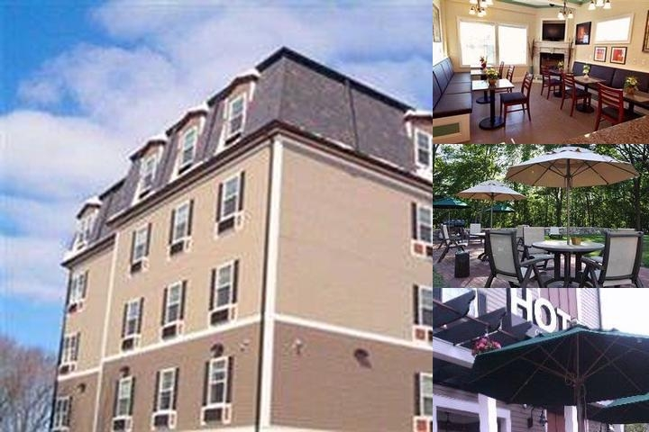 Crescent Suites Hotel photo collage