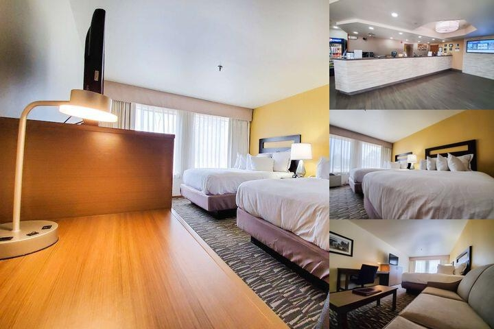 Best Western Plus Plaza Hotel photo collage