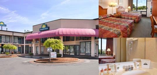Days Inn Princeton photo collage