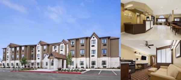 Microtel Inn & Suites by Wyndham at Round Rock photo collage