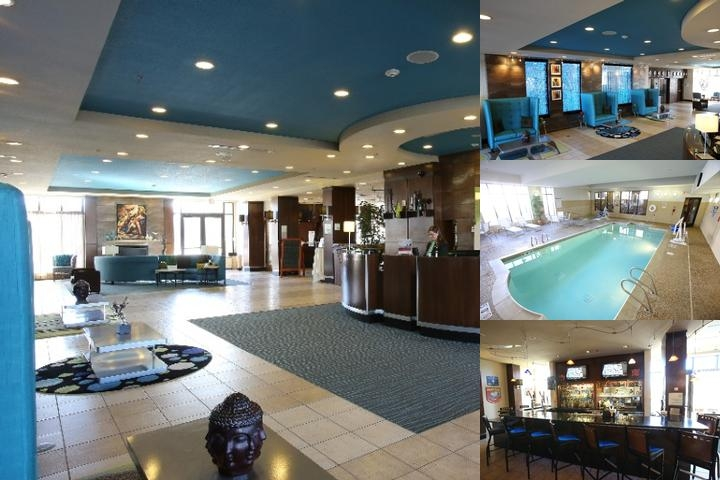 Holiday Inn & Suites Salt Lake City Airport West photo collage