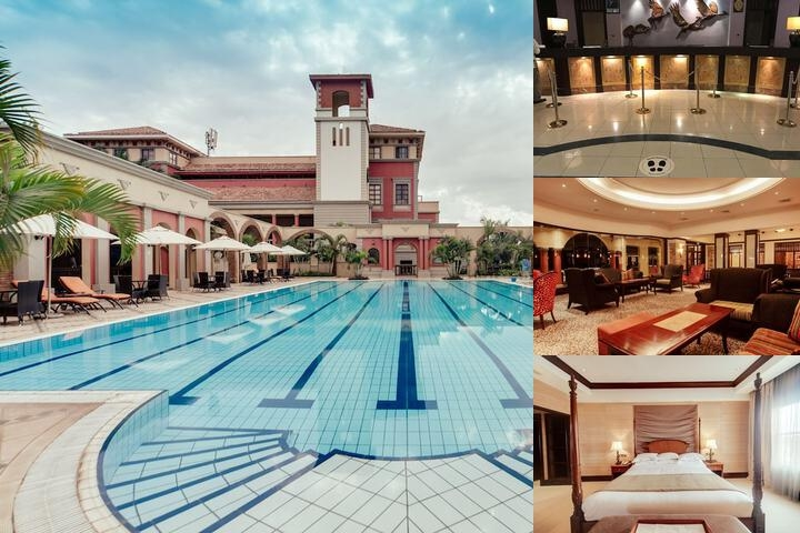Lake Victoria Serena Resort photo collage