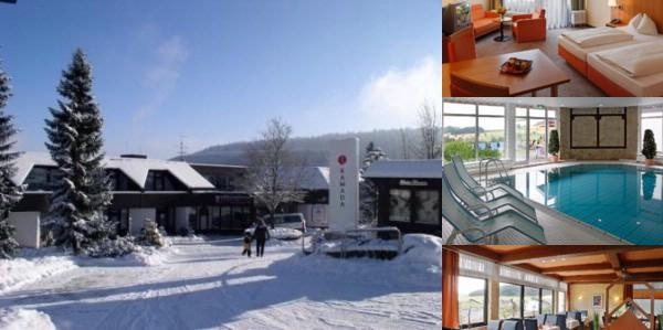 Ramada Hotel Willingen photo collage
