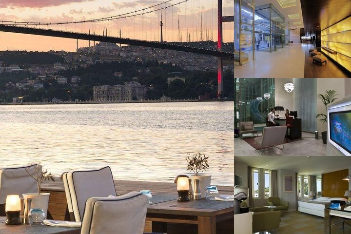 Radisson Blu Bosphorus Hotel Istanbul photo collage