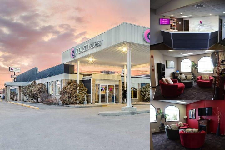 Days Inn Swift Current photo collage