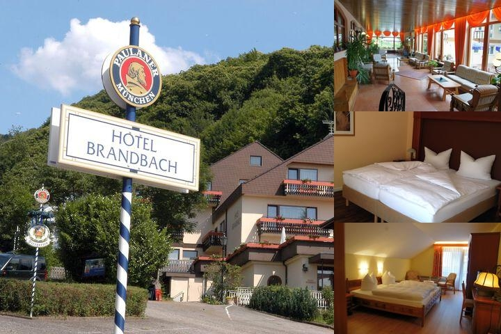 Schwarzwald Hotel Brandbach photo collage