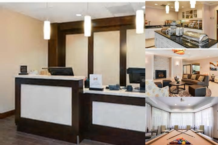 Homewood Suites by Hilton Fresno photo collage