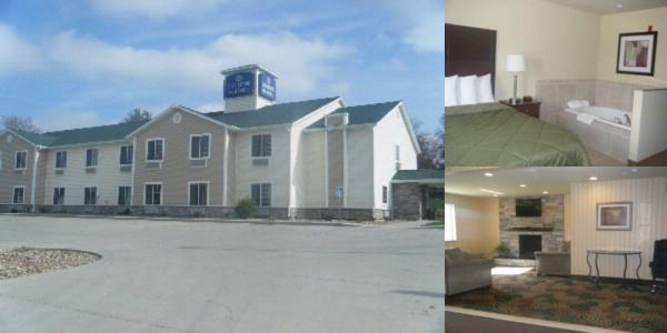 Cobblestone Inn & Suites photo collage